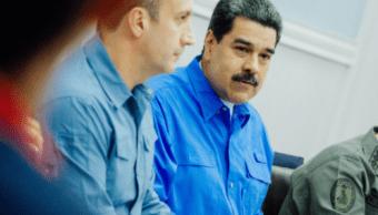 Nicolás Maduro, presidente de Venezuela, acusa a EU