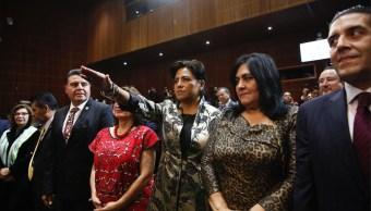 Permanente ratifica nombramiento de Irene Espinosa Cantellano en Banxico