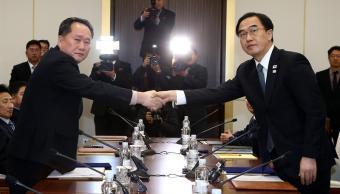Norcorea participaría en Juegos Olímpicos de Invierno en Surcorea