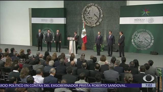 Nuevos cambios al gabinete, sale Osorio Chong y lo sustituye Navarrete Prida