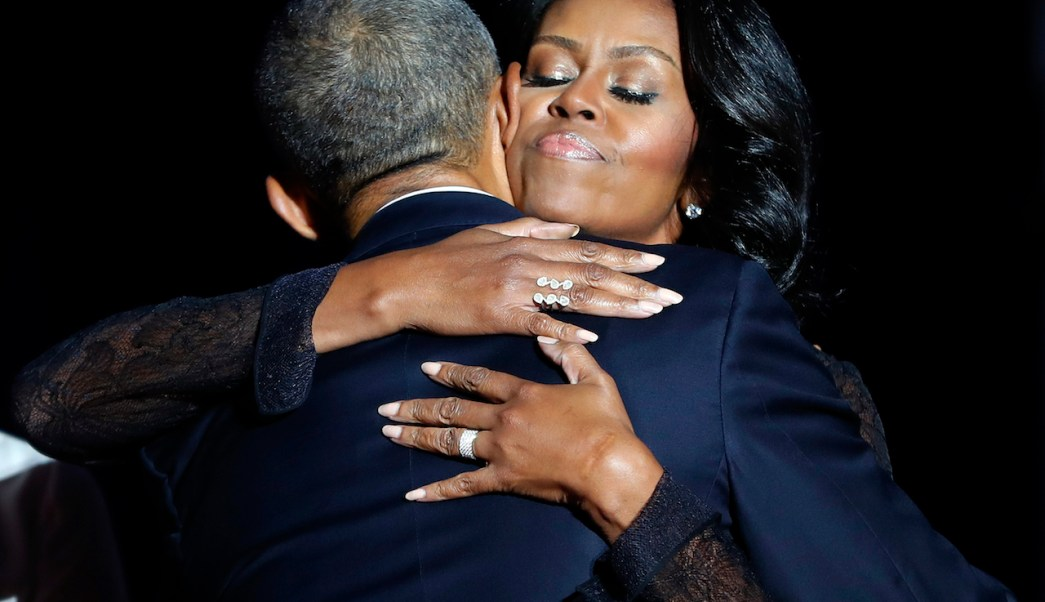 Barack Obama, Michelle Obama, Donald Trump, cumpleaños