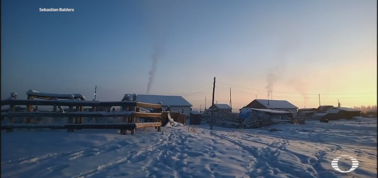 Oimiakón, ciudad rusa más fría del mundo