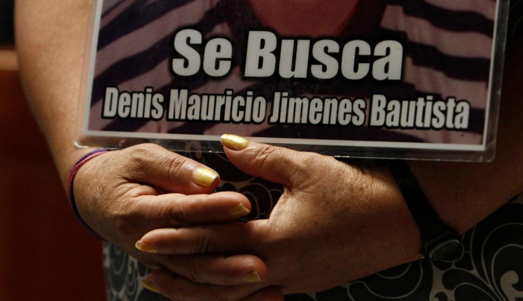 ONU pide a México mejorar situación de víctimas de desapariciones