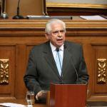 Opositor Omar Barboza, nuevo presidente del Parlamento venezolano