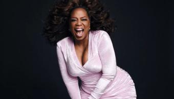 Oprah Winfrey fue entrevistada por la revista InStyle