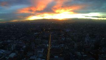 Valle de México amanece con buena calidad del aire . (Conagua)