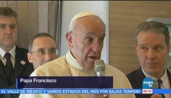 Papa Francisco inicia actividades en Chile