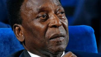 Pelé es hospitalizado por agotamiento severo