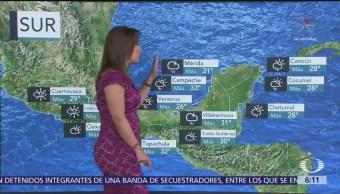 Permanecen bajas las temperaturas en México por frente frío