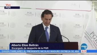 PGR trabaja en extradición de exgobernador de Chihuahua: Elías Beltrán