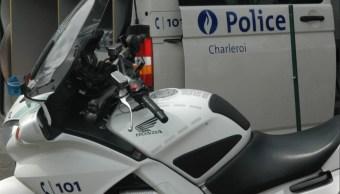 policia de charleroi rescata a una estudiante secuestrada