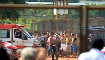 se registra matanza prision goias brasil