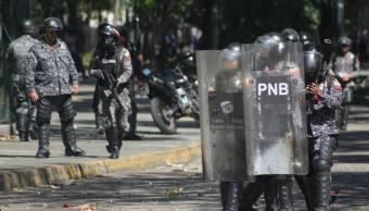 Protesta muerte rebelde venezolano Oscar Pérez termina disturbios