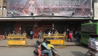 Película sobre reina suicida del Siglo XIII provoca protestas en la India