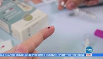 Prueba para detectar casos de VIH en España