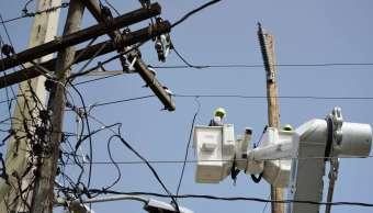 Puerto Rico privatizará compañía eléctrica afectaciones huracán María