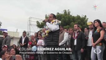 PVEM de Chiapas advierte al PRI sobre elección de candidato a Gobernador
