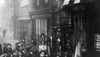 Reino Unido conmemora 100 años del sufragio femenino