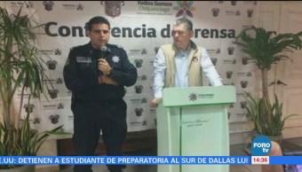 Renuncia secretario de Seguridad Pública de Chilpancingo