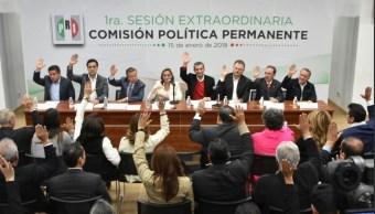 'Todos por México', nuevo nombre de coalición encabezada por Meade