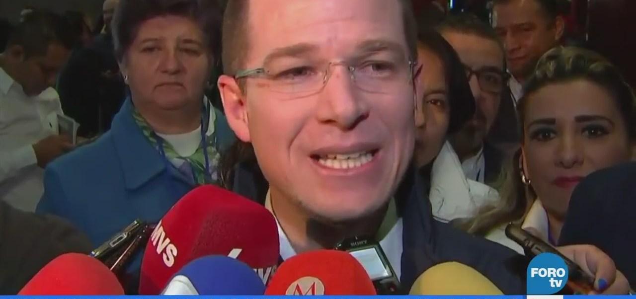 Ricardo Anaya afirma que no está detrás del caso Chihuahua