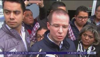 Ricardo Anaya rechaza legalizar la marihuana porque no resolvería la criminalidad