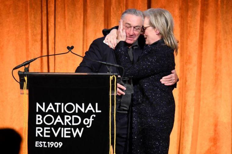 Robert De Niro lanza fuertes insultos contra Donald Trump