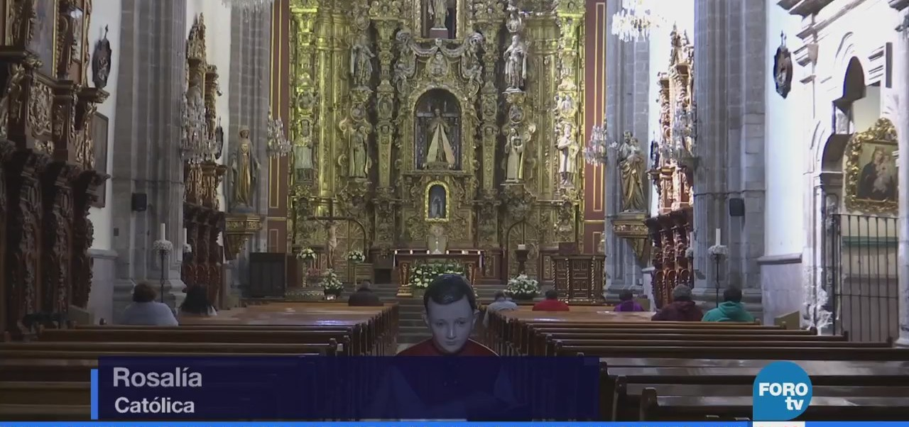 Robo en las iglesias de la Ciudad de México