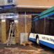 Se accidenta autobús escolar en Alemania. (AP)