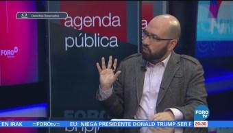 Se acerca el periodo electoral en México; la mesa con Claudio Flores