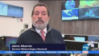Espera Granizo Lluvias Varias Zonas México