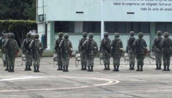 Mujeres ingresan a la Secretaría de la Defensa Nacional en Veracruz