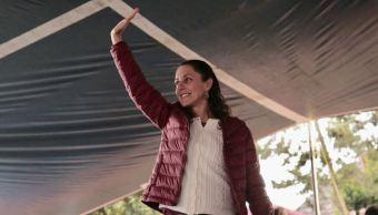 claudia sheinbaum deslinda al gobierno de morena de inseguridad en tlahuac