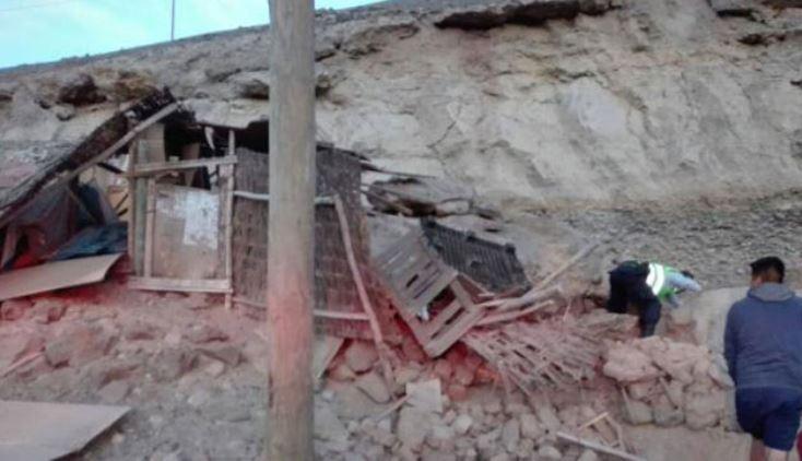 Sismo de magnitud 6,8 sacudió a Perú