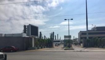 Nueva falsa alarma de bomba en Refinería de Tamaulipas