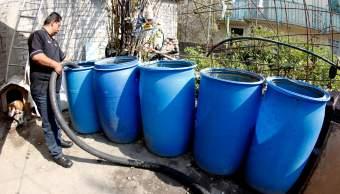 Hasta jueves normalizaría abasto agua CDMX