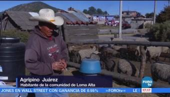 Temperaturas Bajo Cero Faldas Nevado Toluca