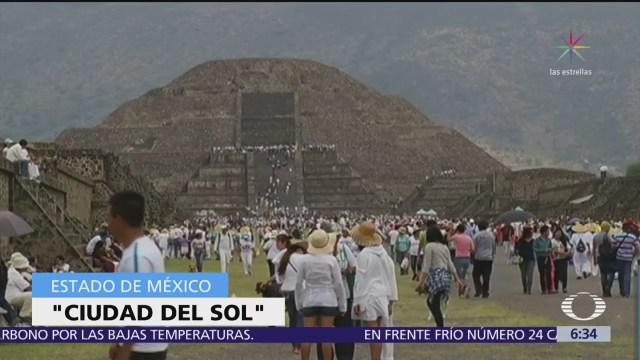 Teotihuacán es la ciudad del sol, no de los dioses