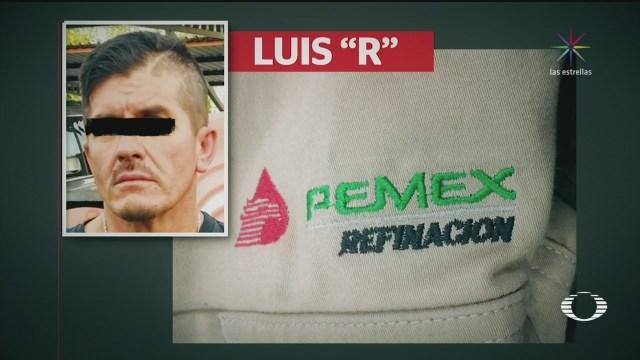 Trabajador Pemex Vinculado Robo Combustible Sigue Laborando