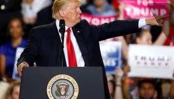 Presidente Donald Trump enfrenta cierre Gobierno