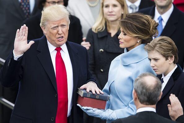 Donald Trump cómo ganó quién apoya