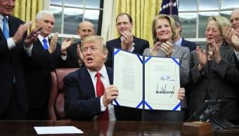 Trump destina 9 mdd lucha tráfico opiáceos