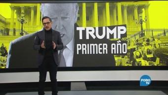 Trump, primer año ¿Cómo ganó y quién sigue apoyándolo?