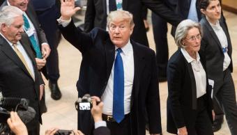 Trump traslada a los países africanos su saludo