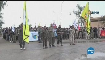Turquía invade Siria en conflicto armado