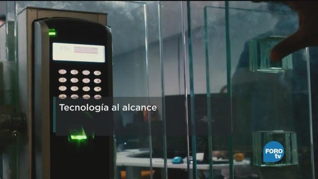 Unam Estrena Laboratorio Alta Tecnología Donado Apple