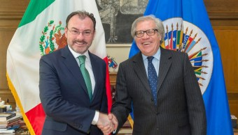 Videgaray realiza gira de trabajo por Washington