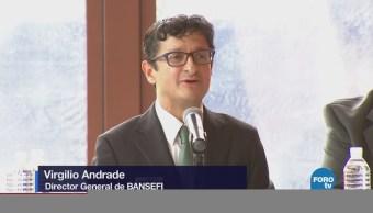Virgilio Andrade descarta desvío de recursos destinado a damnificados de los sismos