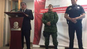 Detienen en Zacatecas a 'El Burguer', presunto líder de grupo criminal