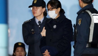 condenan 20 anos confidente expresidenta surcoreana